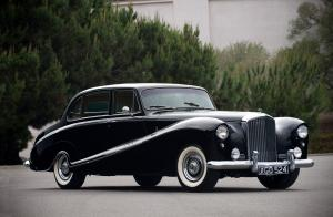 Bentley S1 Empress Saloon by Hooper 1959 года